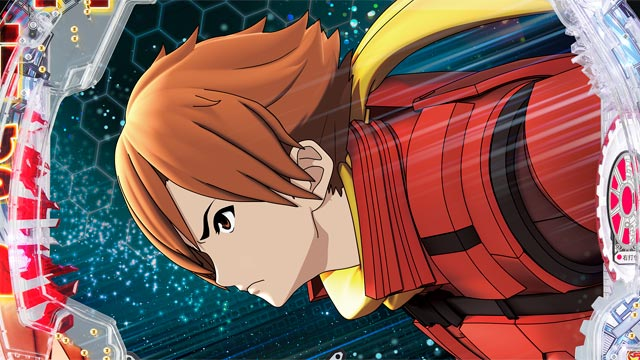 CYBORG009 CALL OF JUSTICE HI-SPEED EDITION 演出画像