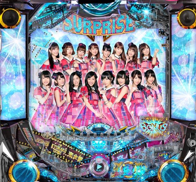 ぱちんこAKB48-3 誇りの丘 Light Version 機種画像