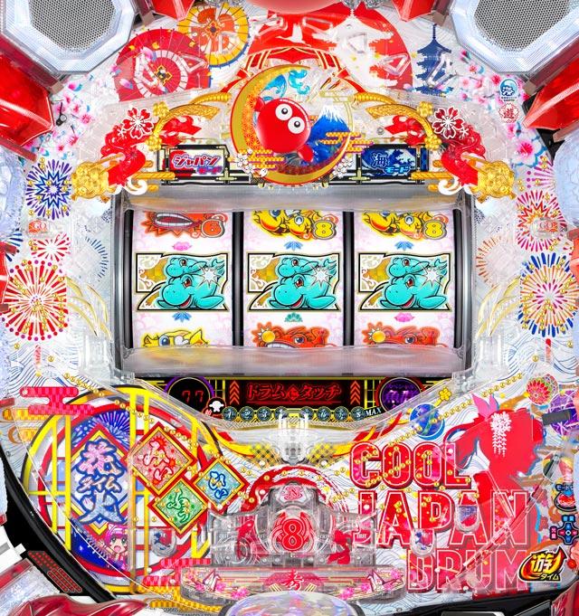 PAドラム海物語IN JAPAN 機種画像