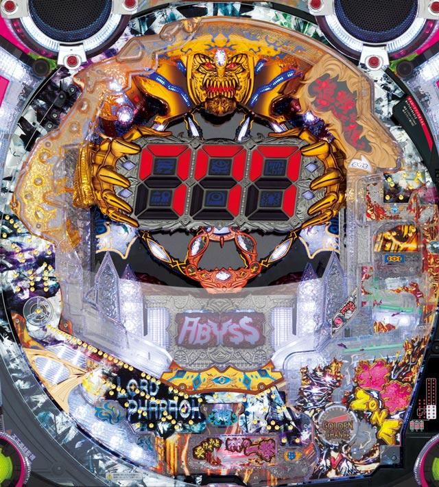 PAロードファラオ〜神の一撃〜 連撃Ver. 機種画像